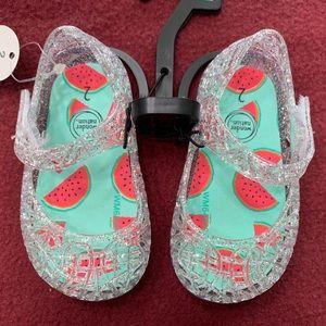 wonder nation Shoes - 🆕 Toddler Girls Sandal Bundle